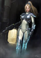 Nova by wraithdt