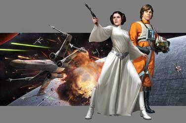 Age of Rebellion Cover Art by wraithdt