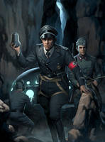 The Nazi Occult - Searching for the Cathar Grail by wraithdt