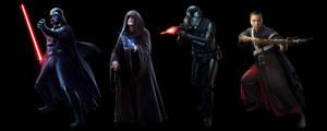 SW Destiny Lineup #2 by wraithdt