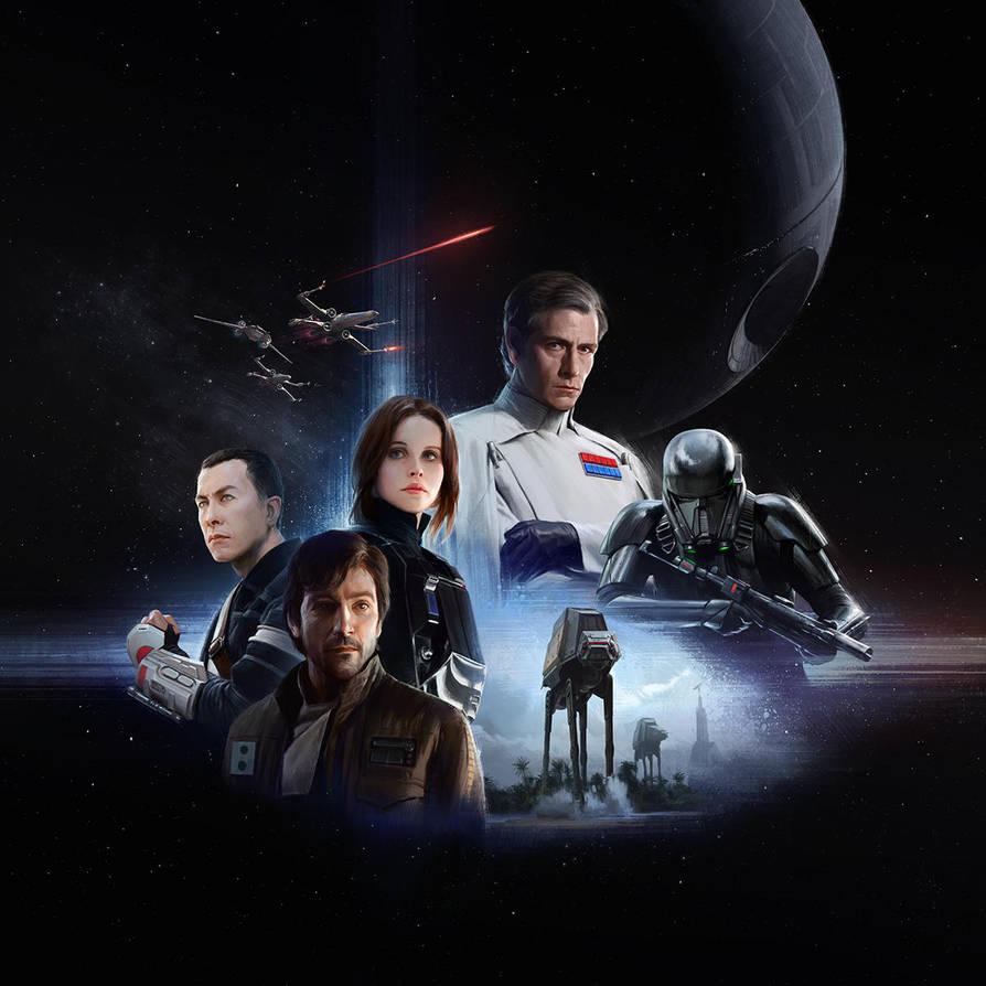 Star Wars Rebellion: Rise Of The Empire Box Art by wraithdt