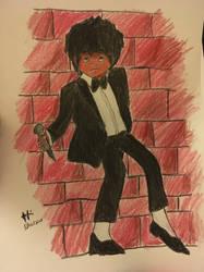 Michael Jackson: Off The Wall by ZeldaGeek39