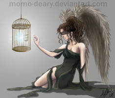 Like a Bird by Momo-Deary