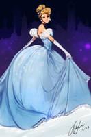 Cinderella by Momo-Deary
