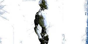 Robot II by sid