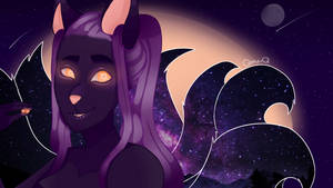 To SPACEEEE by qwuuq
