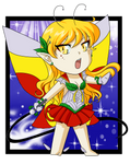Commission - Sailor Mab by Val4s-san