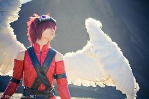 Michael - Angel Sanctuary by oShadowButterflyo