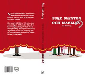 Book cover by Sandstroom
