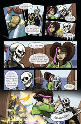 Kay and P: Issue 12, Page 14 by Jackie-M-Illustrator