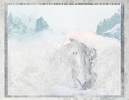Ice Spirit by reedymanedkelpie