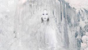 Ice Spirit closeup by reedymanedkelpie