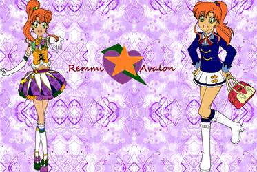 Remmi Avalon by PrincessAmisi