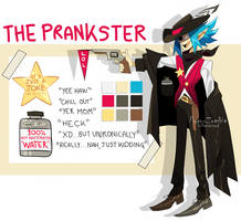 [CLOSED] The Prankster by Pyro-Zombie