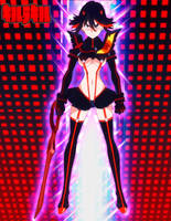 Ryuko Matoi - Kill la Kill by Mait64