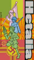 Axis Powers Hetalia by FrauV8
