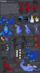 Zorgoia Species Sheet by CorrieZodori