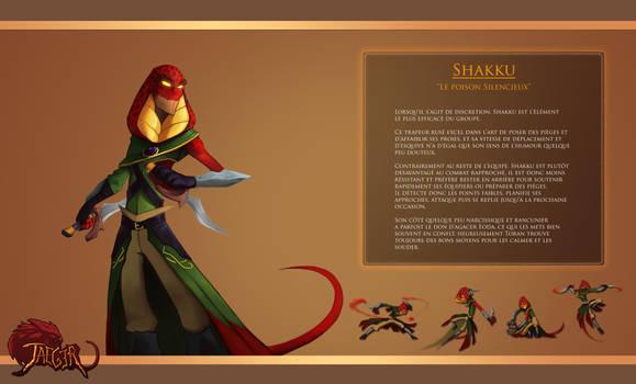 Project Jaeger - Shakku by BuddySteel