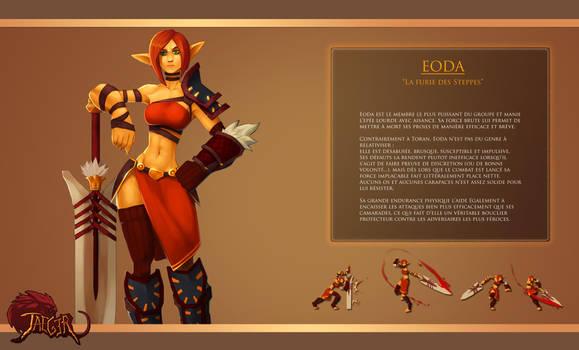 Project Jaeger - Eoda by BuddySteel