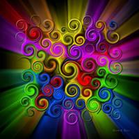 Rainbows by Pammymcb