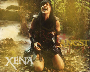 Xena's emotions - Angst by Maurandjane