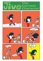 A Jive Comic Strip by WaggonerCartoons