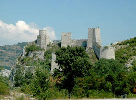 Medieval Fortress by sun-stock