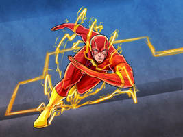 the flash by belgerles