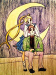 Serena And Darian by littleredridinghood4