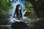 Harry Potter Slytherin Cosplay by MegynMuse
