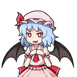 Remilia by ssack11