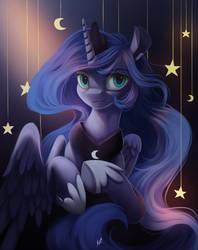 Luna by Fluttersheeeee