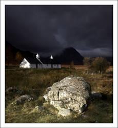 Blackrock Cottage : Glen Coe by DL-Photography