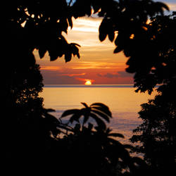 Shaded Sunset by SublimeBudd