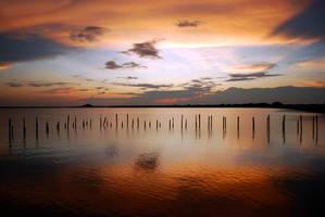 Lake Wichita by SublimeBudd
