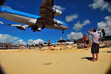 Airport Beach Bar by SublimeBudd