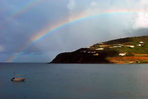 Double Rainbow by SublimeBudd