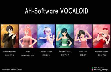 AHS VOCALOID by melodysquad