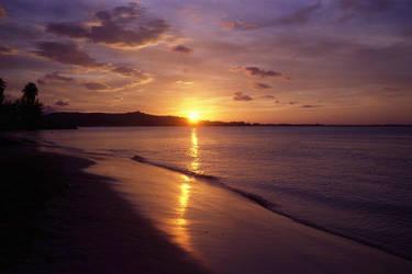 Puerto Rico Sunset by Ranuel