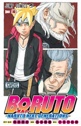 Cover Boruto -Naruto Next Generations- Volumen 6 by AiKawaiiChan