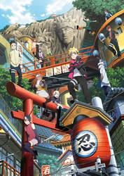 Boruto Naruto Next Generations by AiKawaiiChan