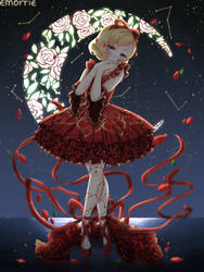 Red Shoes by emorrie