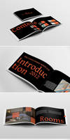 Horizontal Brochure by andre2886