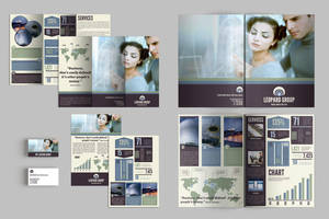 Business Brochures by andre2886