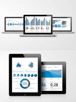 Infographic Elements Template Pack 01 by andre2886