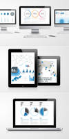 Infographic Elements Template Pack 02 by andre2886