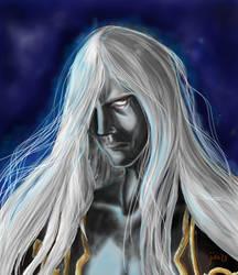 Alucard Mirror of Fate fanart by JizaAcaso