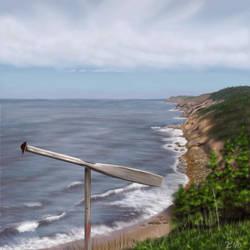 Nova Scotia Ocean by goddesstll