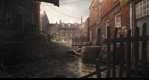 Boston Alley by wwudesign