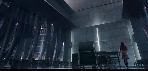 Underground Abstergo by wwudesign